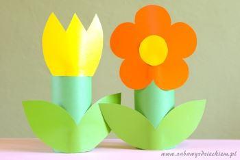 Kwiaty z rolek-1080