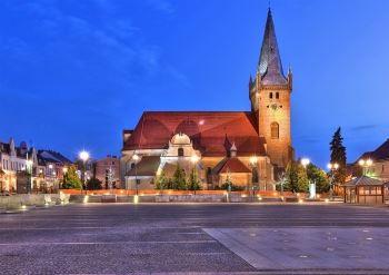 Czarnków-kościół