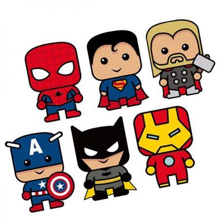 ZABAWY W TEATR – 4. Superbohaterowie
