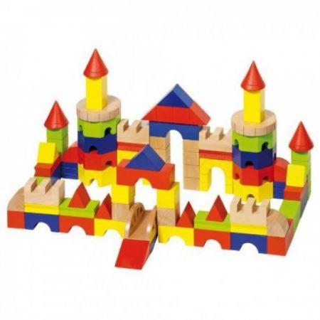 ZABAWY W TEATR – 5. Budujemy zamek