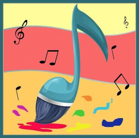 WSZYSTKO MOŻE BYĆ MUZYKĄ – 5. Malowanie muzyki