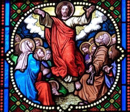 RELIGIA: WNIEBOWSTĄPIENIE PANA JEZUSA