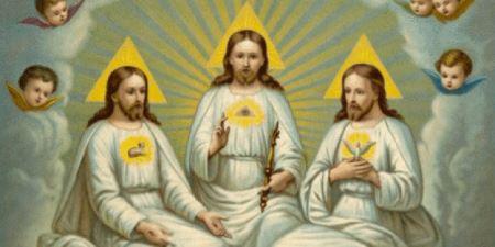 RELIGIA: TRÓJCA ŚWIĘTA