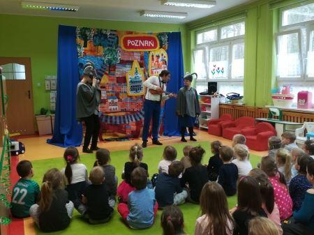 Edukacyjne spotkanie ze sztuką