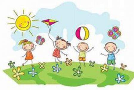 Wakacyjne podróże 5 - Wszystkie dzieci bawią się