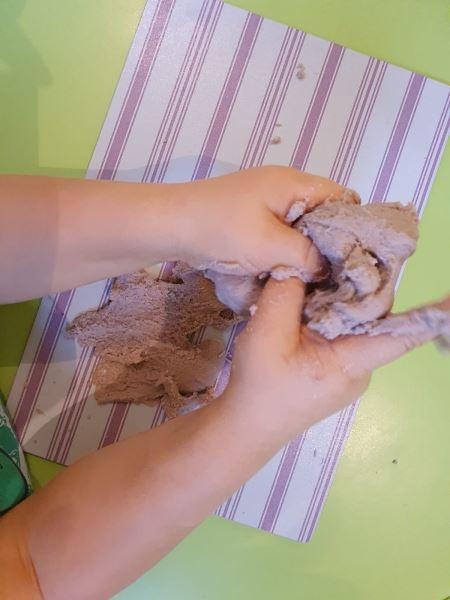 Jeżyk z masy solnej