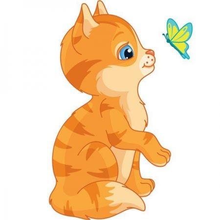 Mały kotek - 9.11.2020