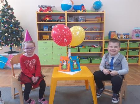 Urodziny Zuzi i Kacpra