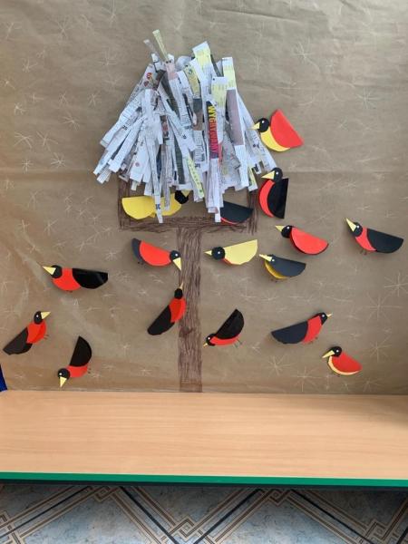 Warto pamiętać o ptaszkach zimą