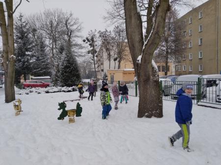 Zimowe radości cd.