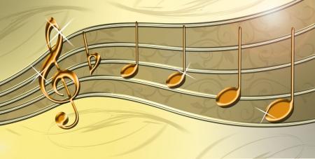 Muzyczny czas, nutą malowane