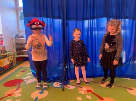 W małym przedszkolu - Teatr wielki!
