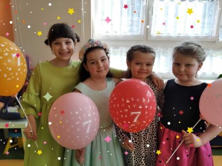 Urodzinkowa kumulacja tuż przed przerwą! Urodziny: Leny, Wanessy, Kai i Klary