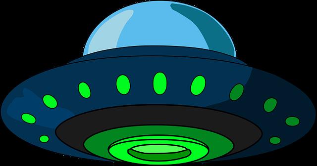 16.04.2021r. Piątek - Ufo