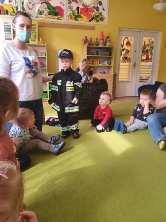 Nasi mali strażacy świętują Dzień Strażaka