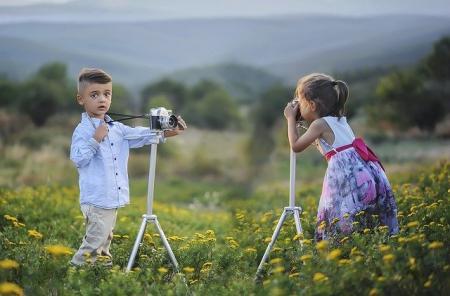''Mały fotograf'' część I