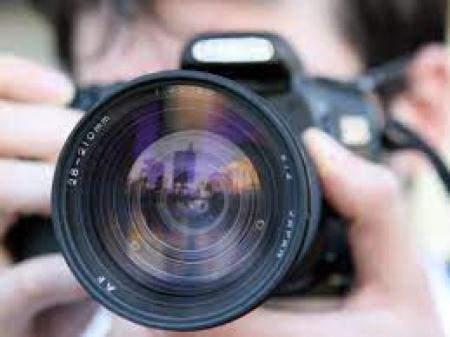 Mały fotograf