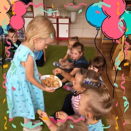 Urodzinki Neli