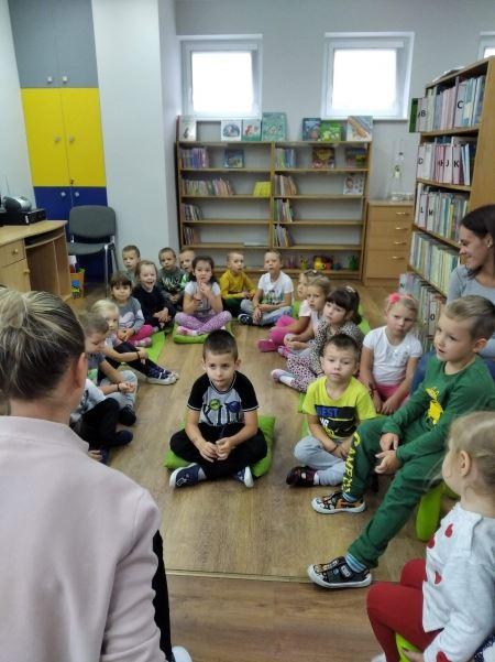 Kolejne spotkanie w bibliotece w nowym roku