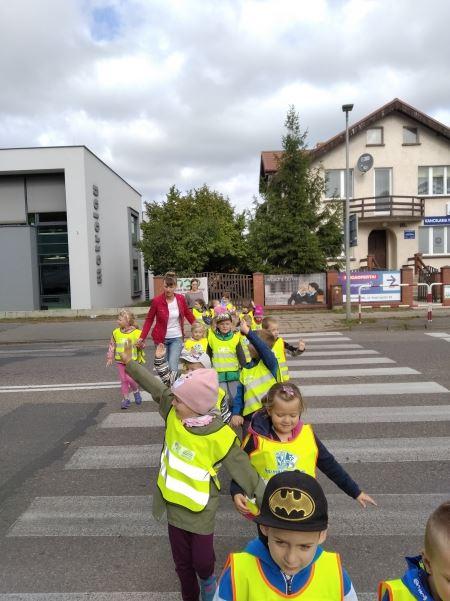 Poznajemy zasady ruchu drogowego