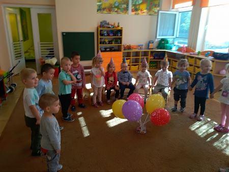 Urodzinki kolegów i koleżanek