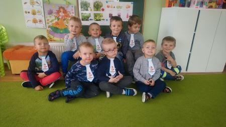 Dzień Chłopaka w naszej grupie