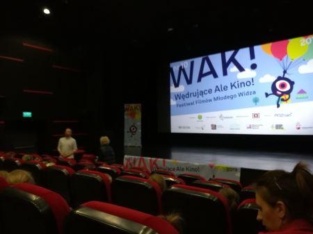 Wędrujące Ale Kino! Festiwal Filmów młodego Widza 2019