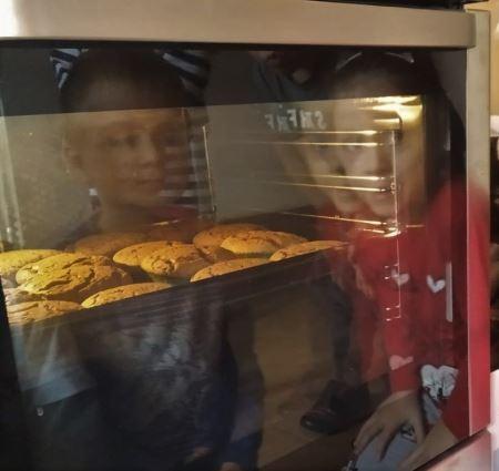 Zajęcia kulinarne - Czekoladowe muffinki
