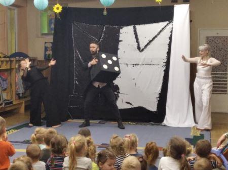 Comiesięczne spotkanie z kulturą i sztuką pt. Czarno-bieli