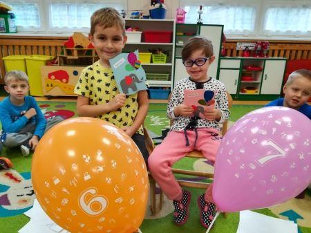 Urodziny Oli oraz Jasia