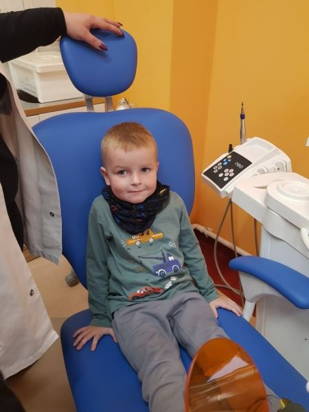 Odwiedziliśmy gabinet stomatologiczny