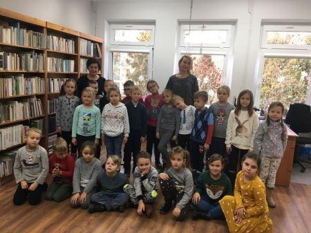 Zajęcia biblioteczne pt.: