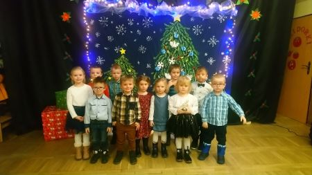 Przedszkolny Przegląd Utworów Świątecznych