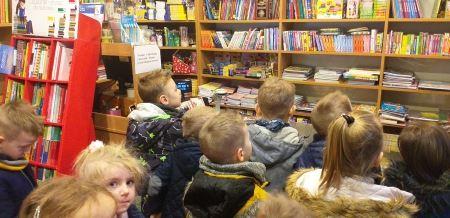 Wizyta w księgarni