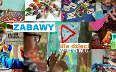 Propozycje ciekawych zabaw dla dzieci i rodziców
