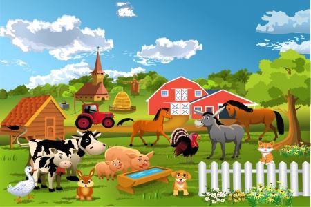 WIOSNA NA WSI – 4. Zwierzęta z wiejskiej zagrody
