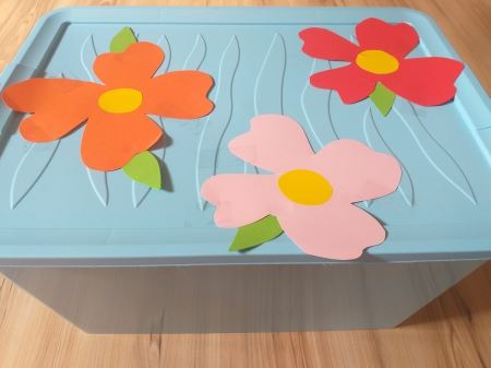 Wiosenne pudełko
